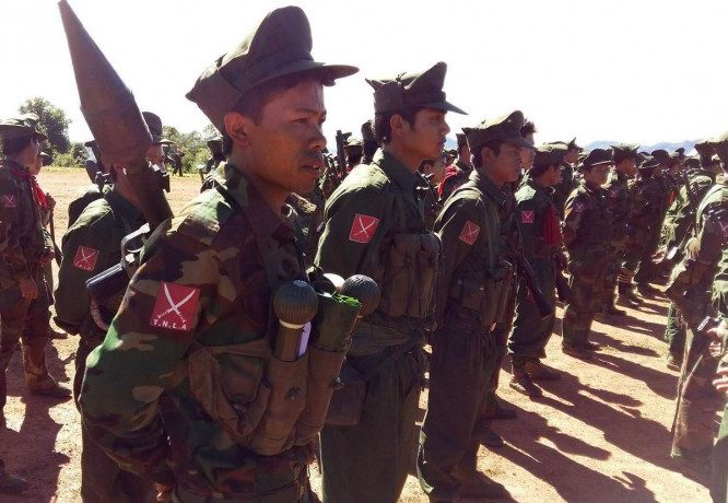 Shan, Ta'ang friendships strained over ethnic conflict