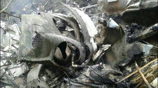 Three dead in Pegu helicopter crash