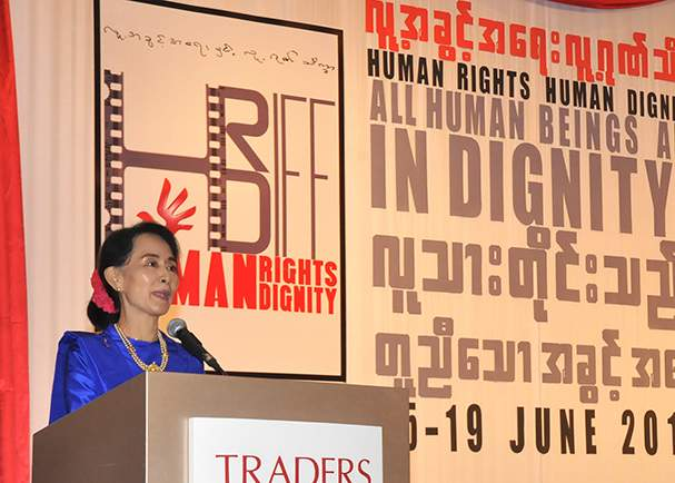 Film ban a blow to 'dignity', says festival organiser
