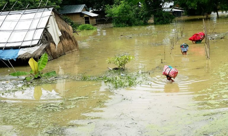 More than 170,000 affected by floods