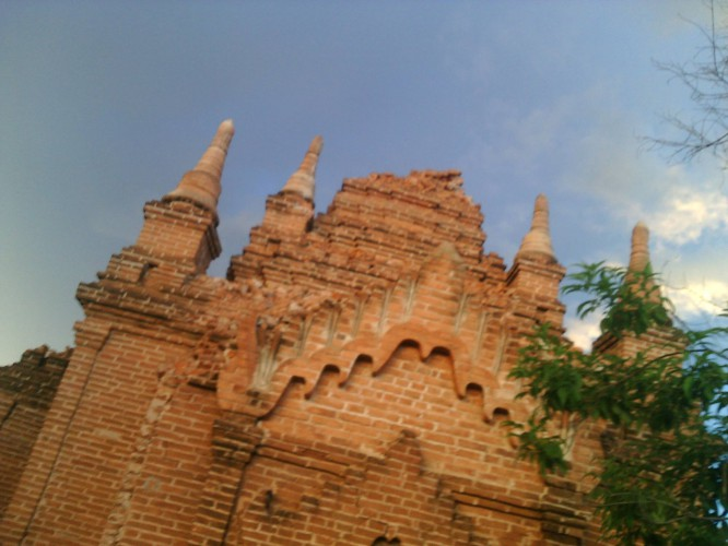 Burma moves to save Bagan temples- DVB Multimedia Group