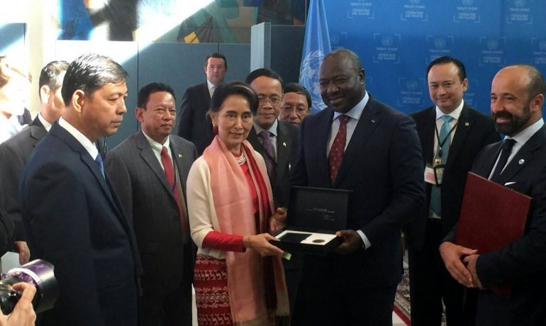 Burma still has work to do to end doubts about WMD ambitions