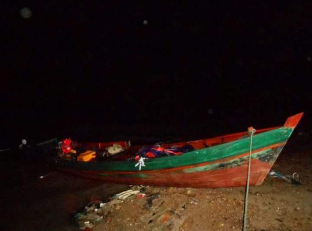 Kawthaung police seize kratom drug haul from longboat