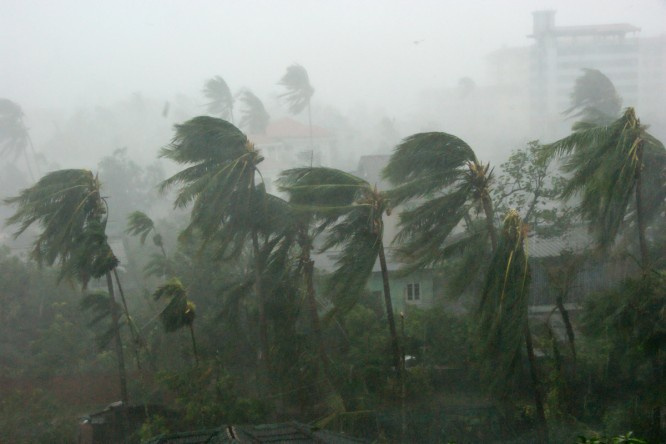 Natural disasters costing Burma 3% of GDP