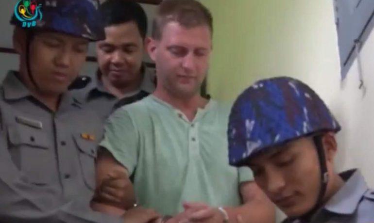 Tourist gets 3 months for 'disturbing' Buddhist sermon