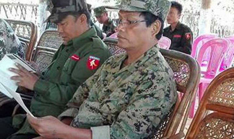 ABSDF calls for release of comrade Min Htay