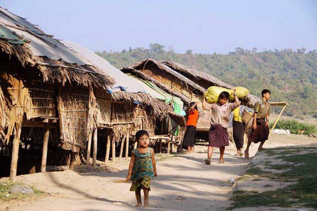 One year on, Arakanese IDPs still in limbo
