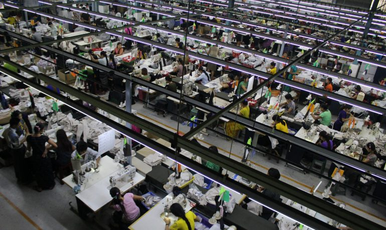 In Burma, garment industry booms — and labour unions pay the price
