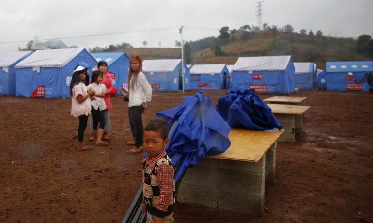 Refugees surge into China as Kokang border conflict escalates
