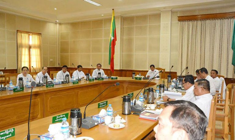 NLD losing support, says USDP