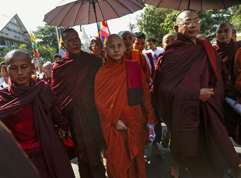 MJN office to close down following anti-Wirathu gathering
