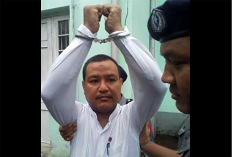 Anti-Rohingya activist arrested in Rangoon