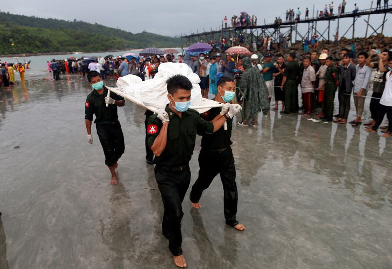 86 bodies recovered in ongoing search for downed plane