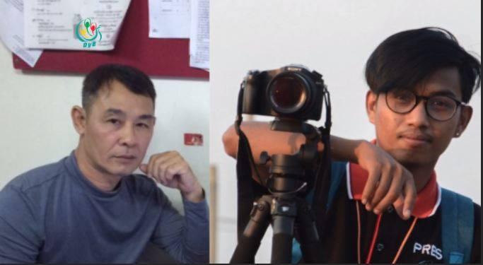 Burmese media groups demand release of DVB, Irrawaddy journalists