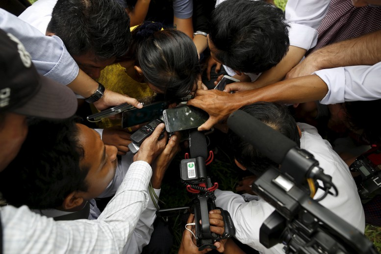 Burmese journalists to rally for press freedom