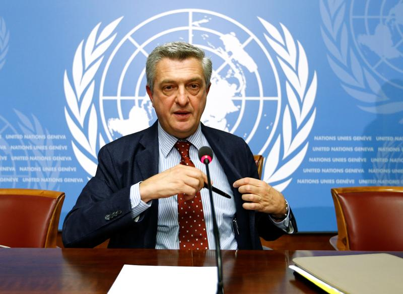 UNHCR delegation led by refugee agency's chief visits Arakan State