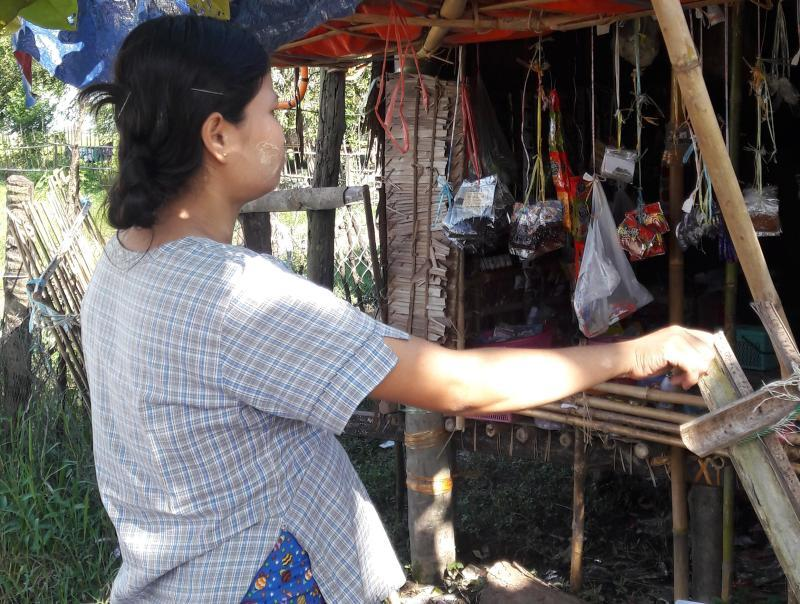 Trafficked to China to marry, a Burmese woman hopes to save others from same fate