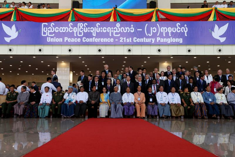 Northern ethnic armed bloc makes peace conference overture