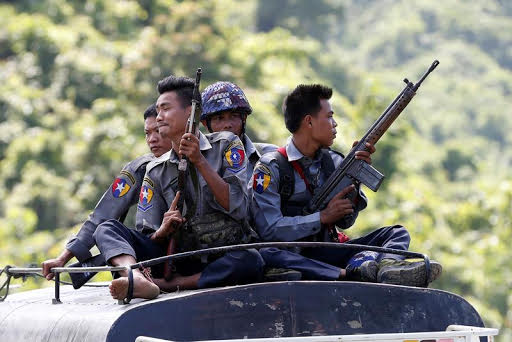 UN chief 'deeply concerned' by latest Arakan turmoil