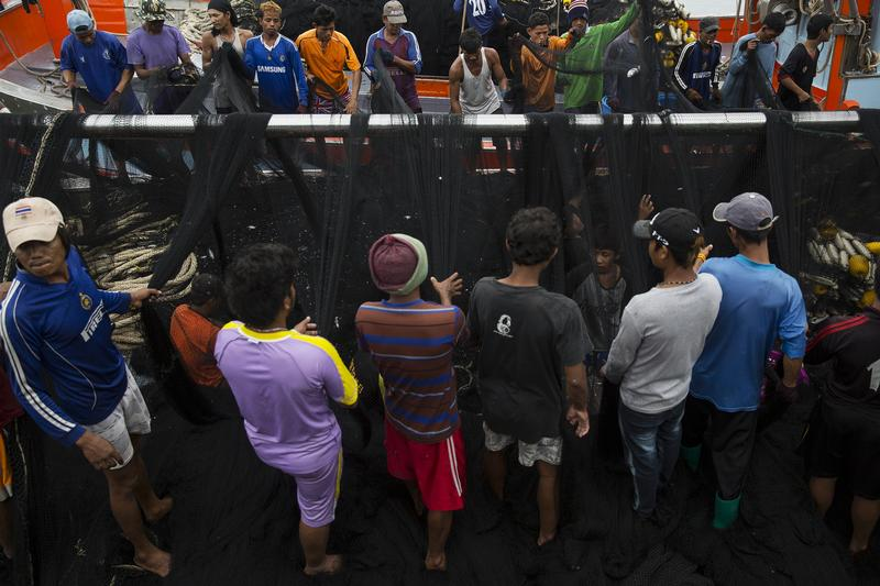 'Progress and persistent abuses' in Thailand's fishing industry, says ILO