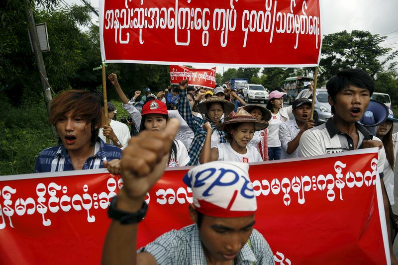 Bill to amend Peaceful Assembly Law submitted to Upper House