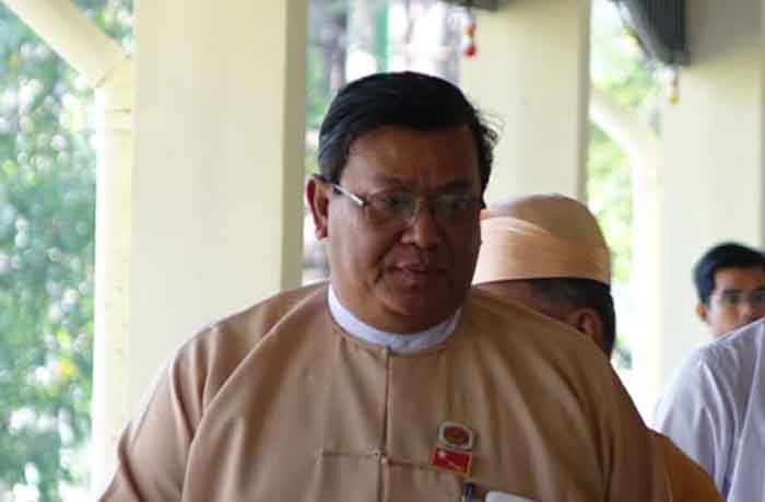 Agriculture secretary appointed Irrawaddy Region's new chief minister