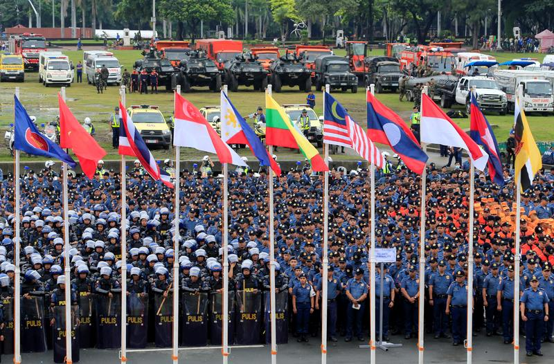 ASEAN looks to tackle organised crime