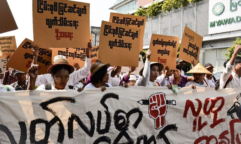 CSOs to contest Peaceful Assembly amendments