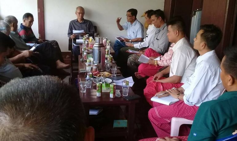NMSP, KNU sit for talks following clashes over territory
