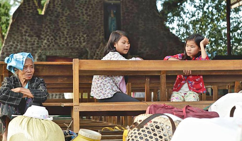 Amid fears of conflict in Injangyang, Kachin State govt looks to intervene