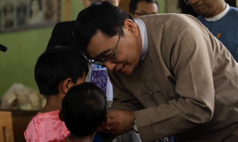 At odds with military in Kachin, minister supports new IDP camps 'if necessary'