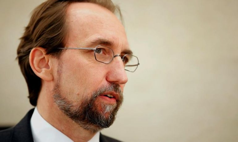 Outgoing UN human rights chief keeps Burma on notice
