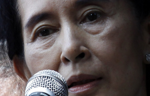 'I will be above the president' says Suu Kyi