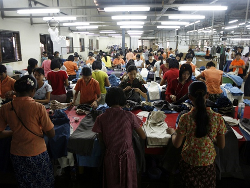 Gap's entry to Burma could bring more good tidings, MGMA says
