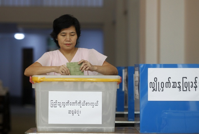 First past the post: the responsible choice for Burma
