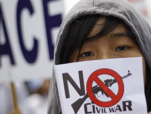 Peace process quota no guarantee for women's participation