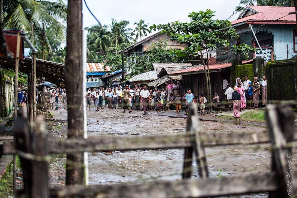 US 'encouraged' by NLD efforts in Arakan