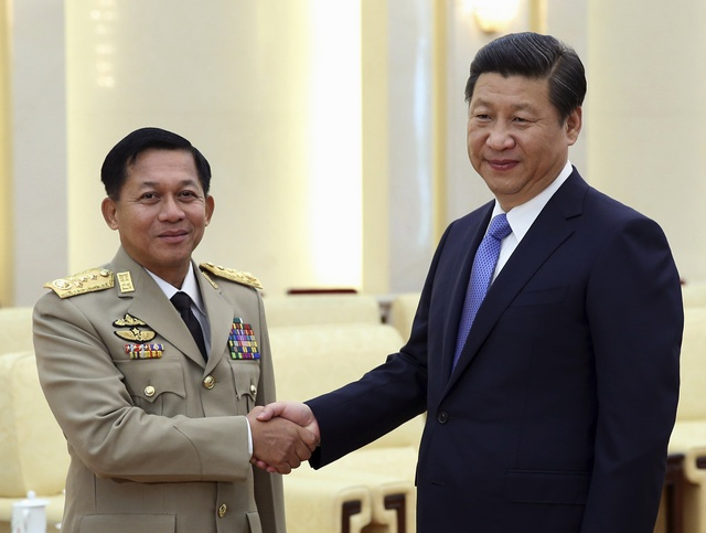 'Stray bullets,' border stability worry Chinese military