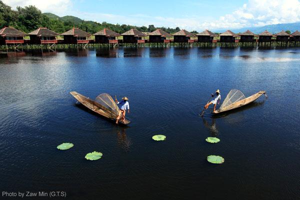 Burmese govt pledges conservation efforts at Inle Lake