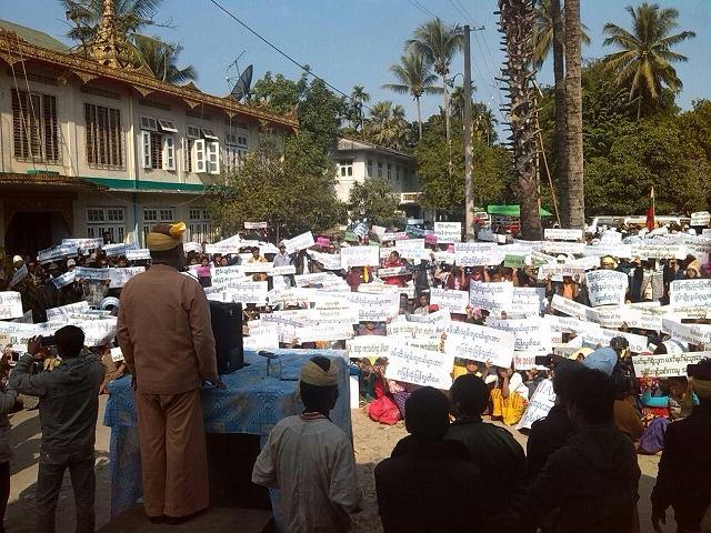 Shans denounce KIA at 'seminar' in Myitkyina