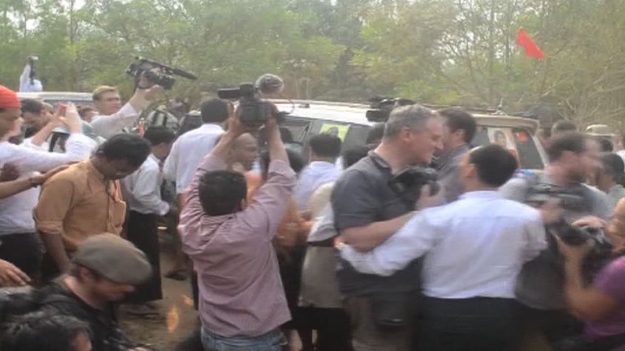 New visa limit for foreign journalists in Burma