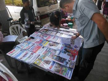 Special Intelligence Department probes finances of newspapers, journals