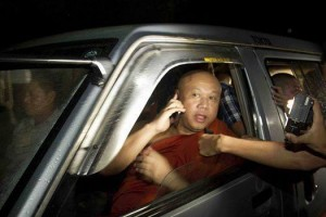 Mahasantisukha monks released on bail