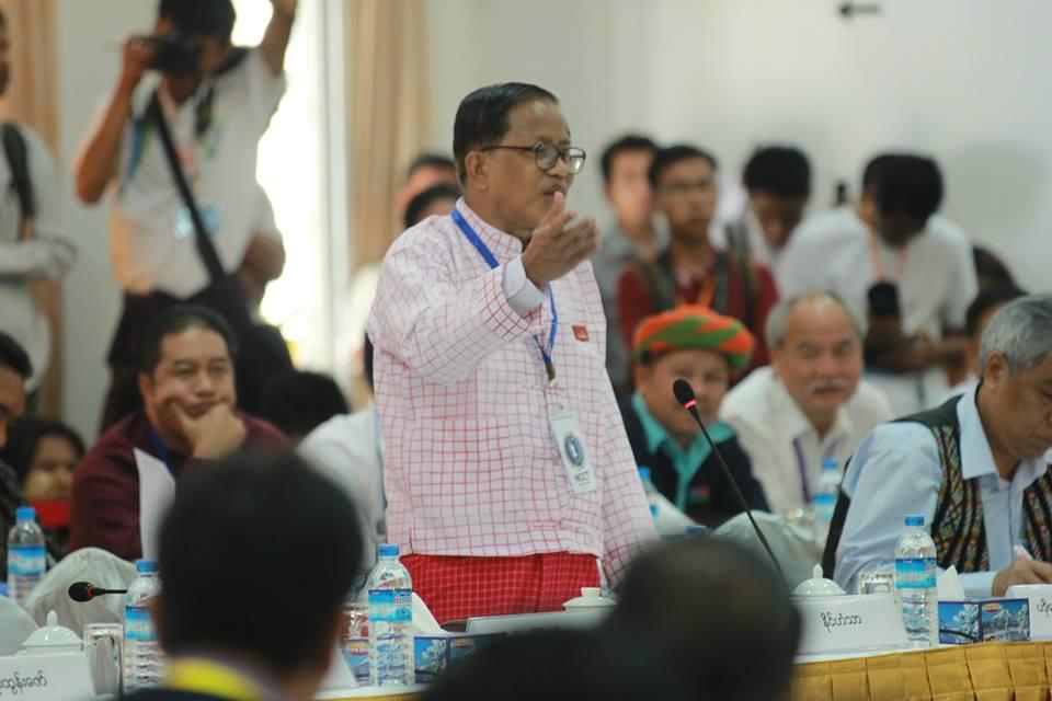 Ethnic groups don't want to leave Burma, says Nai Hongsa