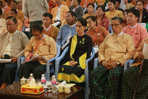 Gagged: NLD bans candidates from speaking to media
