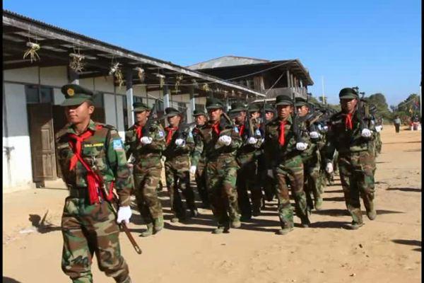 Palaung army complains of Tatmadaw intimidation