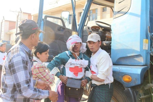 Red Cross convoy attack 'may amount to war crimes': Amnesty