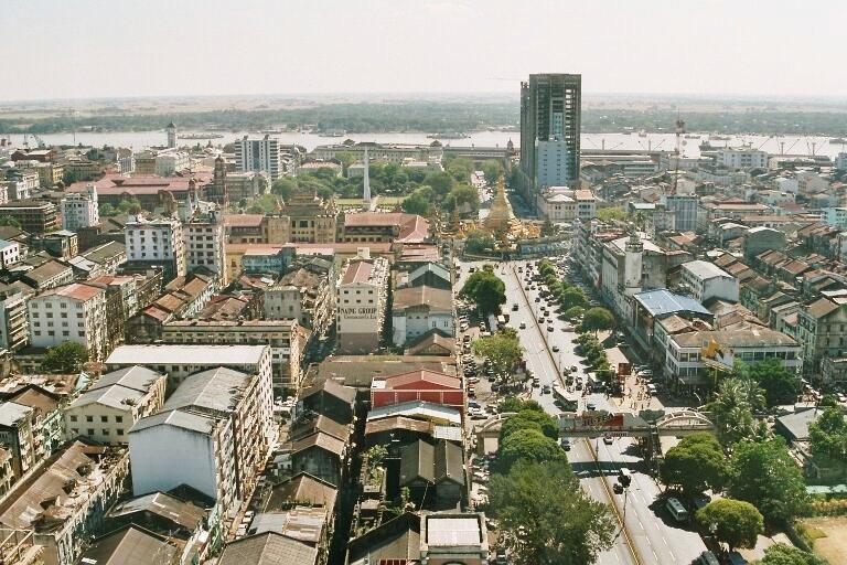 Thai property giant views Rangoon office space