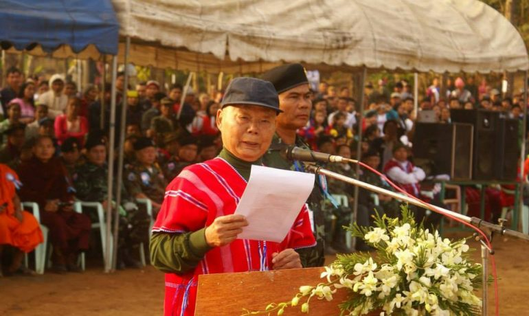 KNU leader calls for a 'bloodless theatre' in Burma