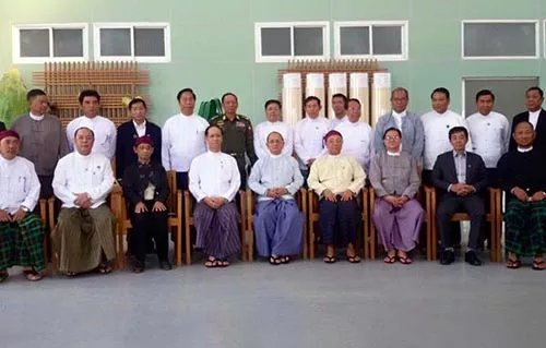 Thein Sein meets with KIO in Naypyidaw